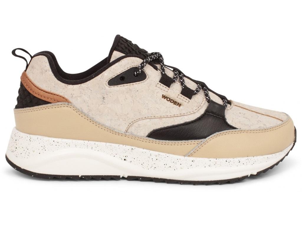 Woden Sneaker Malou Kork