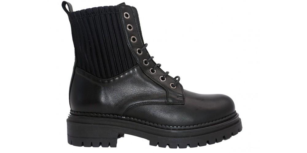 Cashott  Schnür-Boots 24201