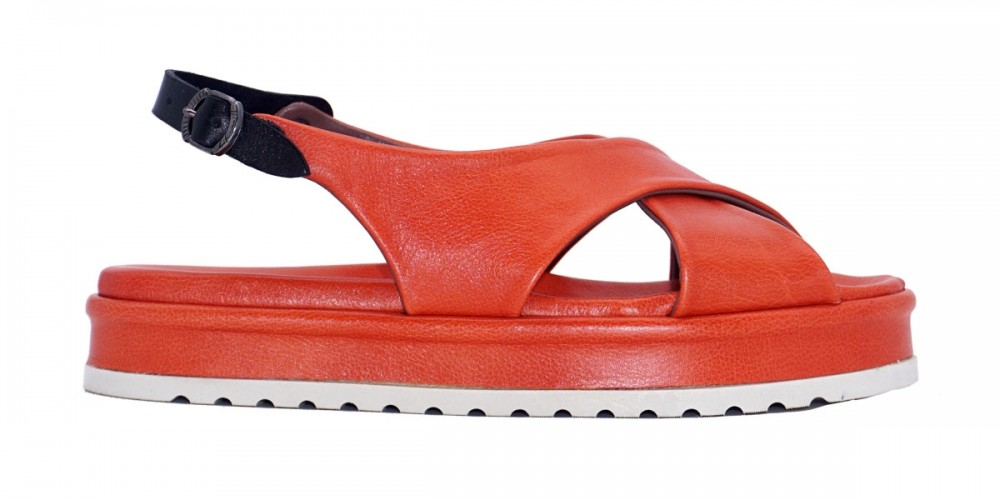 Lilimill Plateausandalette 6832
