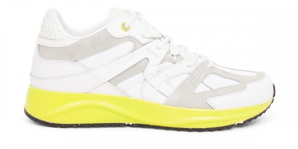 Woden Sneaker Eve Neon